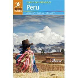 Peru - turistický průvodce - Kiki Derre, Anna Kaminski