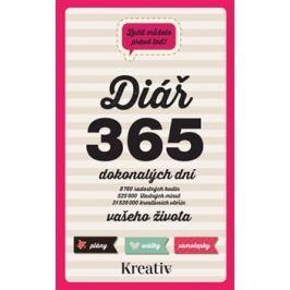 Kreativ – Diář 365 dokonalých dní