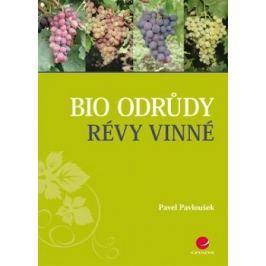 Bio odrůdy révy vinné - Pavel Pavloušek