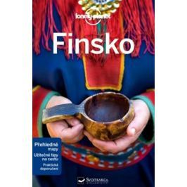 Finsko - Lonely Planet - Mara Vorhees, Virginia Maxwell, Catherine Le Nevez