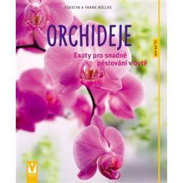 Orchideje - Kerstin Röllke, Frank Röllke