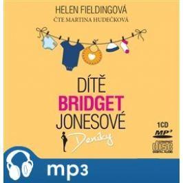 Dítě Bridget Jonesové, mp3 - Helen Fieldingová