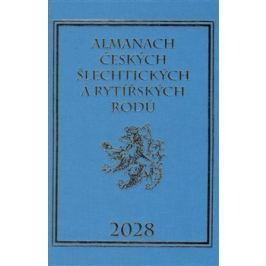 Almanach českých šlechtických a rytířských rodů 2028 - Karel Vavřínek