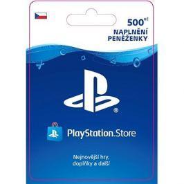 PlayStation Store - Kredit 500 Kč - CZ
