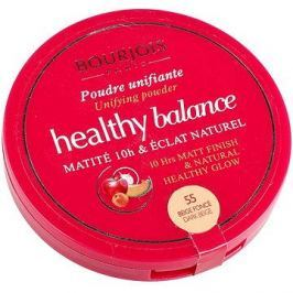 BOURJOIS Healthy Balance Poudre 55 Beige Foncé