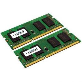 Crucial SO-DIMM 16GB KIT DDR3 1600MHz CL11 Dual Voltage