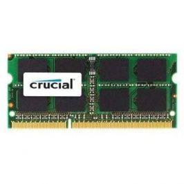 Crucial SO-DIMM 8GB DDR3 1600MHz CL11 Dual Voltage pro Apple/Mac