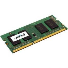 Crucial SO-DIMM 4GB DDR3 1600MHz CL11 - CT51264BF160BJ