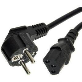 PremiumCord napájecí 230V k PC 10m černý