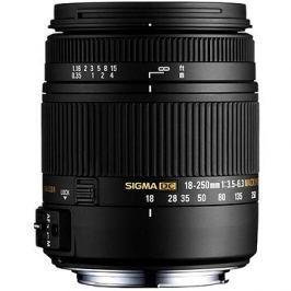 SIGMA 18-250mm f/3.5-6.3 DC Macro OS HSM pro Canon