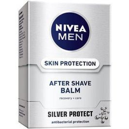 NIVEA Men After Shave Balm Silver Protect 100 ml
