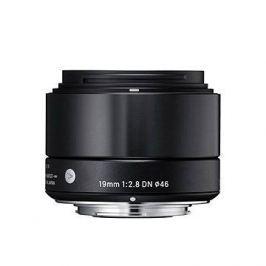 SIGMA 19mm f/2.8 DN Art black pro Sony E