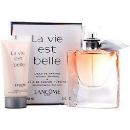 Lancome La Vie Est Belle dárková sada EDP 50 ml + tělové mléko 50 ml dárková sada pro ženy