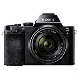 Sony Alpha A7 + objektiv 28-70mm