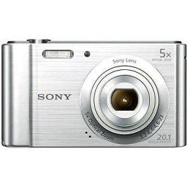 Sony CyberShot DSC-W800 stříbrný