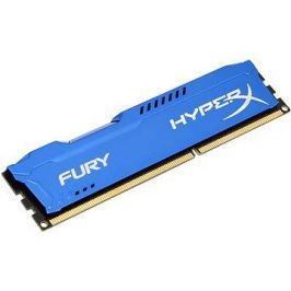 Kingston 8GB DDR3 1600MHz CL10 HyperX Fury Blue Series
