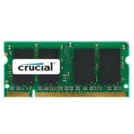 Crucial SO-DIMM 1GB DDR2 667MHz CL5 - CT12864AC667