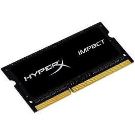 HyperX SO-DIMM 4GB DDR3L 1600MHz Impact CL9 Dual Voltage Black Series