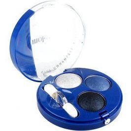 BOURJOIS Smoky Eyes Trio Eyeshadow 15 Bleu Nuit 4,5 g