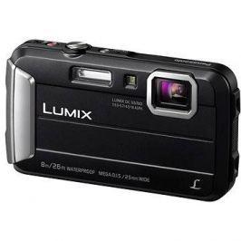 Panasonic LUMIX DMC-FT30 černý