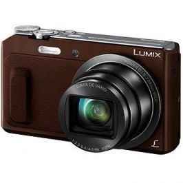 Panasonic LUMIX DMC-TZ57 hnědý