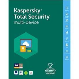 Kaspersky Total Security multi-device 2018 pro 3 zařízení na 24 měsíců (elektronická licence)