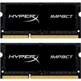 HyperX SO-DIMM 16GB KIT DDR3L 1866MHz Impact CL11 Black Series