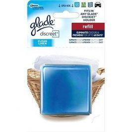 Glade by Glade by Brise Discreet Clean linen osvěžovač vzduchu 8 g