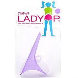 LadyP fialová