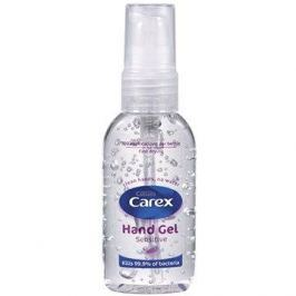 Carex Sensitive Antibakteriální gel 50 ml
