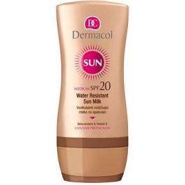 DERMACOL Sun Mléko na opalování SPF 20 200 ml