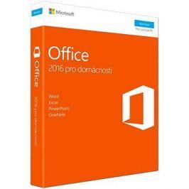 Microsoft Office 2016 pro domácnosti CZ