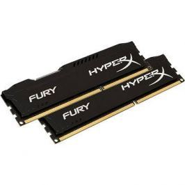 HyperX 16GB KIT DDR3L 1600MHz CL10 Fury Black Series