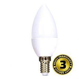 Solight LED žárovka svíčka E14 6W 3000K