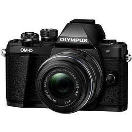 Olympus E-M10 Mark II black/black + 14-42mm II R