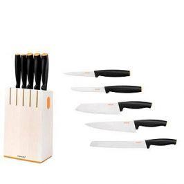 Fiskars Sada 5 ks nožů v bloku NEW FunctionalForm 1014209