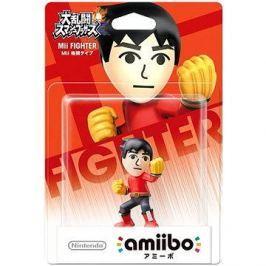 Amiibo Smash Mii Fighter
