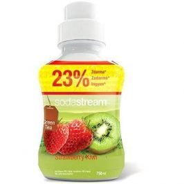 SodaStream Green IceTea Kiwi/Jah. 750ml