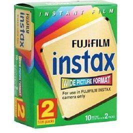 Fujifilm Instax widefilm 20ks fotek