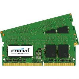 Crucial SO-DIMM 16GB KIT DDR4 2400MHz CL17 Single Ranked x8