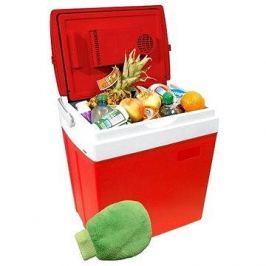 COMPASS Chladící box RED displej s teplotou