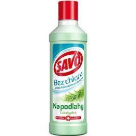 SAVO Bez Chloru Eukalyptus 1 l