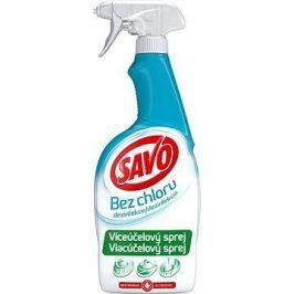 SAVO Bez Chloru Víceúčelový 750 ml