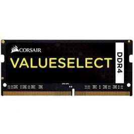 Corsair SO-DIMM 4GB KIT DDR4 2133MHz CL15 ValueSelect černá