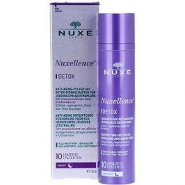 NUXE Nuxellence Detox Detoxifying And Youth Revealing Anti-Aging Care Night 50ml