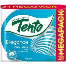 TENTO Ellegance Cool Aqua (24 ks)