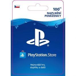 PlayStation Store - Kredit 100 Kč - CZ Digital