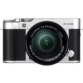 Fujifilm X-A3 černý + 16-50mm II