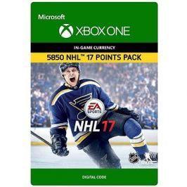 NHL 17 Ultimate Team NHL Points 5850 DIGITAL