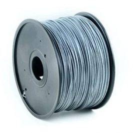 Gembird Filament ABS stříbrná